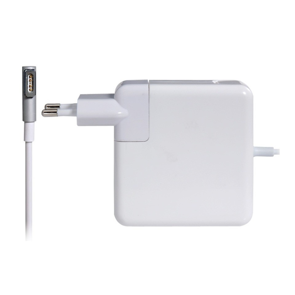 fonte carregador apple macbook air pro magsafe 45w 60w 85w. Black Bedroom Furniture Sets. Home Design Ideas