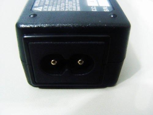 fonte carregador delta electronics bivolt 19v adp-30mh a