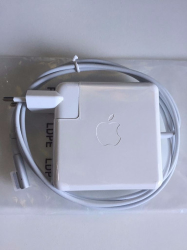 fonte carregador   macbook pro 60w magsafe 1 100% original