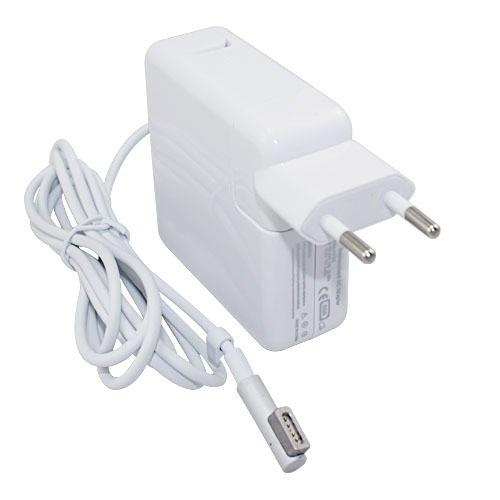 fonte carregador magsafe 60w p/ apple macbook e pro 13 /13.3