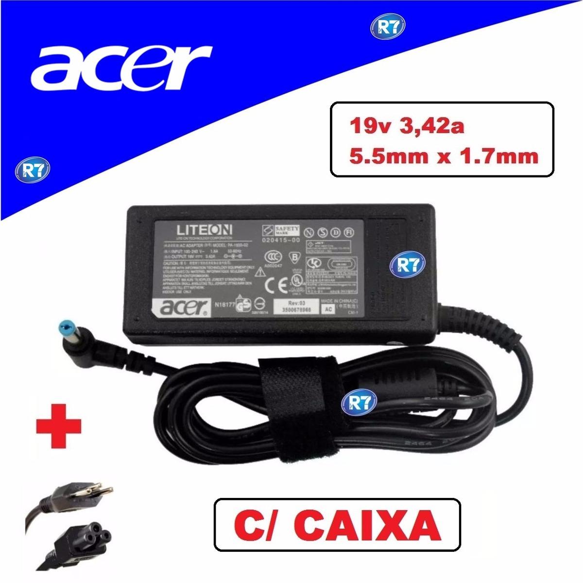 Adaptor Charger Laptop Acer Aspire E1 421 431 431g 471 Baterai 421g 471g 521 531 V3 Oem Fonte Carregador Original Carregando