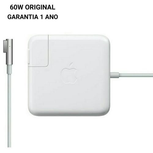 fonte carregador original magsafe apple 60w macbook pró 13