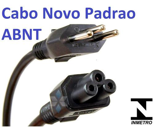 fonte carregador para microboard - 19v 3,42a - 65w