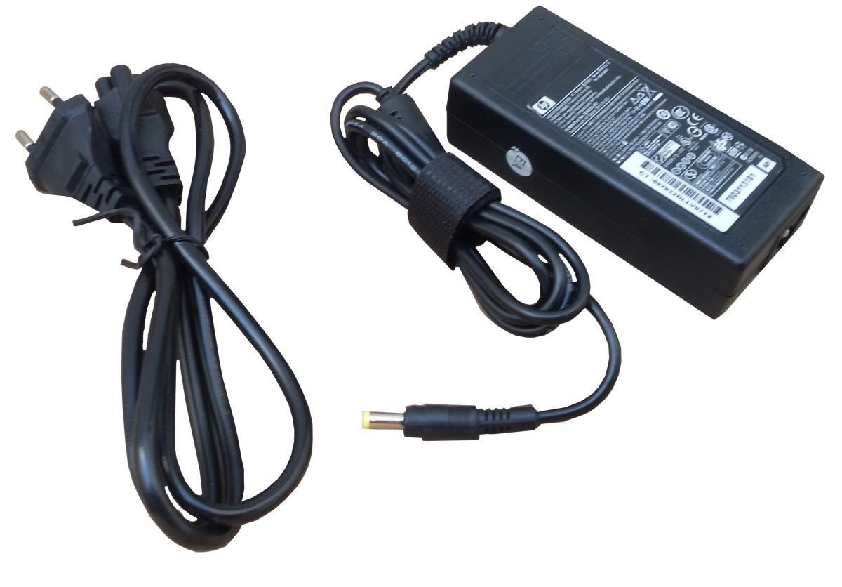 Fonte Carregador Para Notebook Hp 185v 35a 65w R 4499 Em Power Cable Laptop Adaptor Charger For Dv4 Carregando Zoom