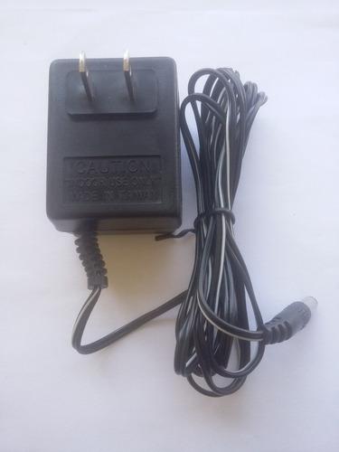 fonte carregador sima - 7,5 v 300 ma - filmadora sony