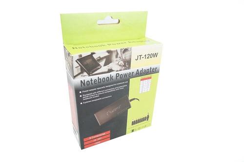fonte carregador universal notebook laptop cce c/ 5 und