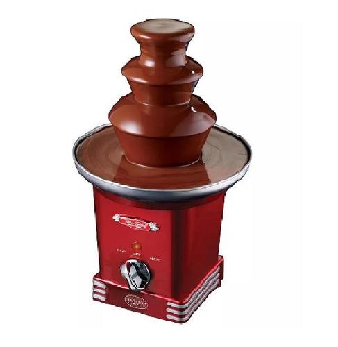 fonte cascata de chocolate fondue