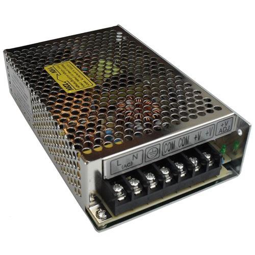 fonte chaveada 12v 10 amperes para câmeras de segurança