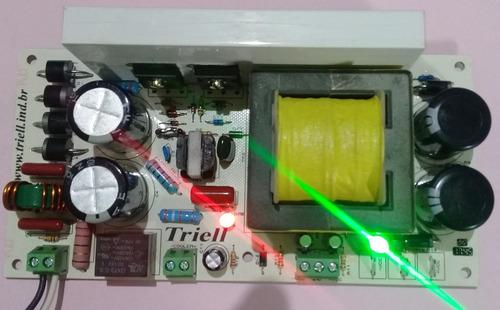 fonte chaveada 800w pra amplificador de áudio classe d 1200w
