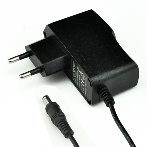 fonte chaveada dc 1a bivolt automático p4 2,1mm x 5,5mm