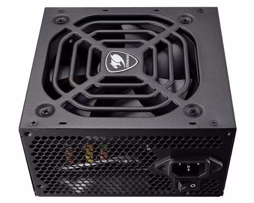fonte cougar gaming vte 500w 80plus bronze atx12v/2.3 pfc