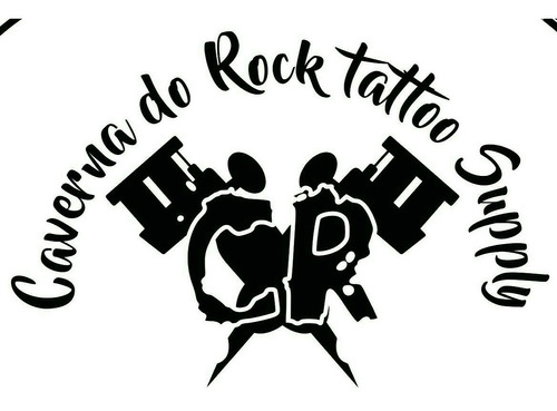 fonte dc digital para 2 maquinas tinta tatuagem + brinde