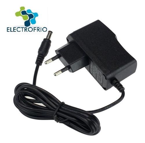 fonte de alimentação carregador 9v 1a plug p4 arduino aplic