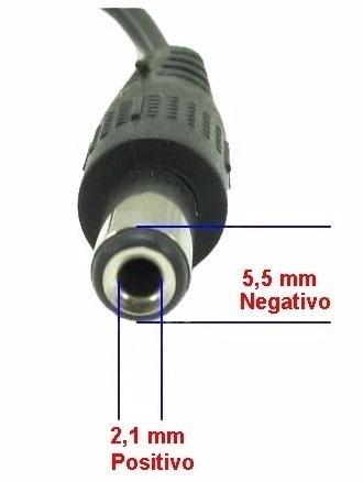 fonte de alimentação chaveada 12v 5a bivolt plug p4
