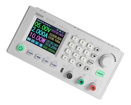 fonte de alimentação digital rd6006w 60v 6a pc app wifi