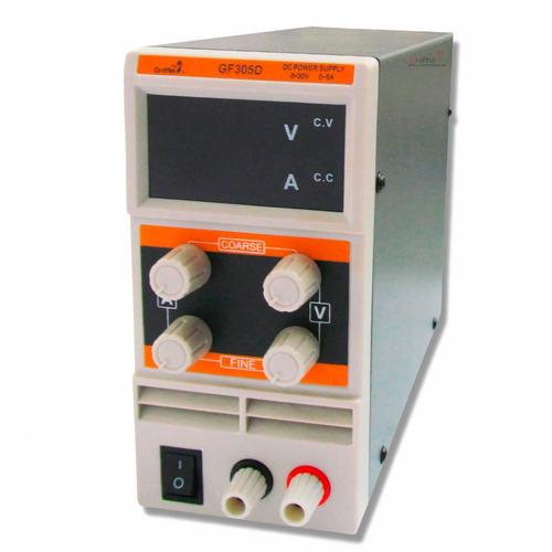 fonte de bancada assimétrica griff yaxun ps-305d bivolt 3005
