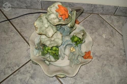 fonte de marmore eletrica decoração e utilidade