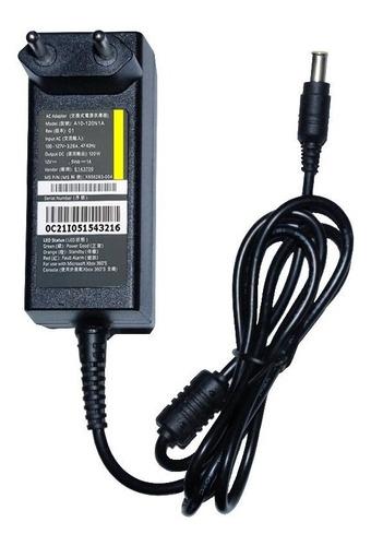 fonte externa monitor lcd lg 12v 3a l1760tr l1552s w1934c