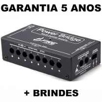 fonte fire power bridge 9v + brinde+nf+frete grátis-novo
