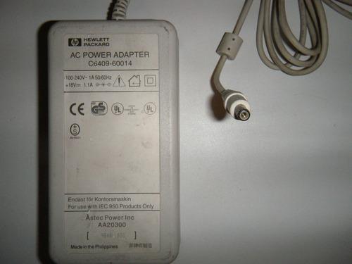 fonte hp original modelo c6409-60014