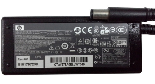 fonte hp pavilion entertainment notebook dv6-2124eo