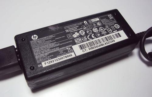 fonte hp ppp009h - p/n: 608425-002 - volt: 18.5v = 3.5a  65w