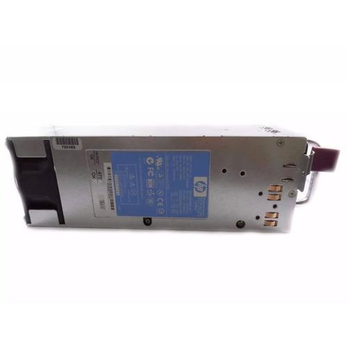 fonte hstns-pl01 servidor hp ml350 725w 382175-001 promoção