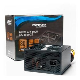 Fonte Mymax Atx 800w 80+