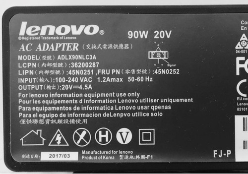 fonte notebook lenovo