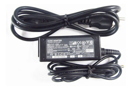 fonte p/ asus eee pc 701 900 901 902 904 1000 900a 900sd 12v