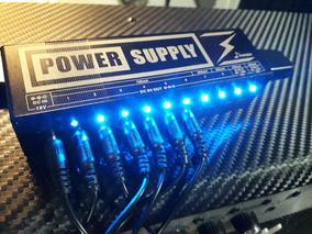 Pedal Power Supply Pedais Efeitos Som - Instrumentos