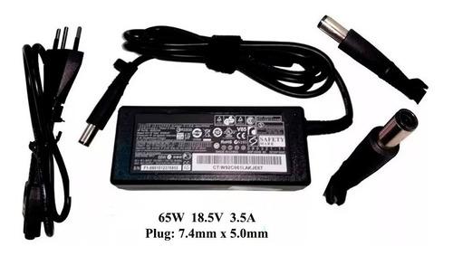 fonte para hp 18.5v 3.5a plug agulha grosso co1522