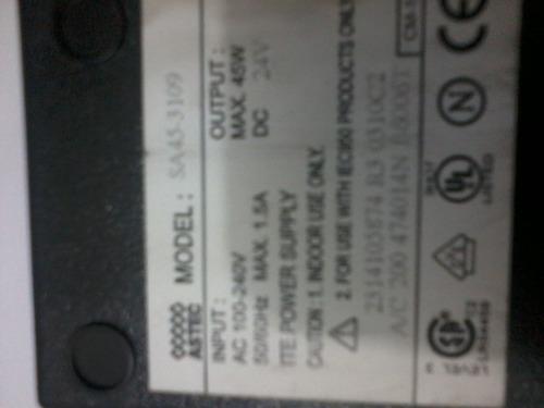 fonte para impressora bematec termica