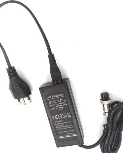 fonte para mesa de som soundvoice conector 4 polos 15v