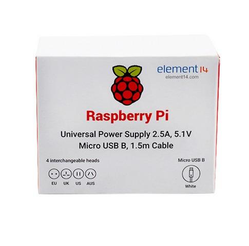 fonte para raspberry pi real 2,5a 5.1v envio imediato
