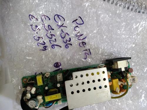fonte power optoma ex536 / es526 / es529