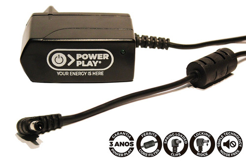 fonte power play p9.1 9v bivolt p/ pedaleira boss gt100