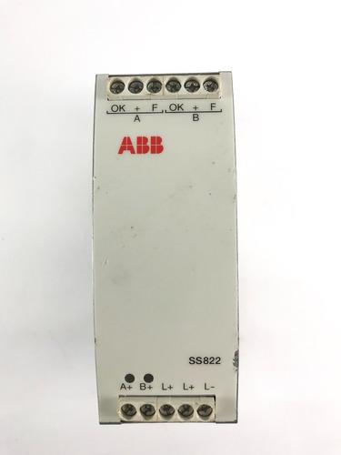 fonte redundante abb ss822
