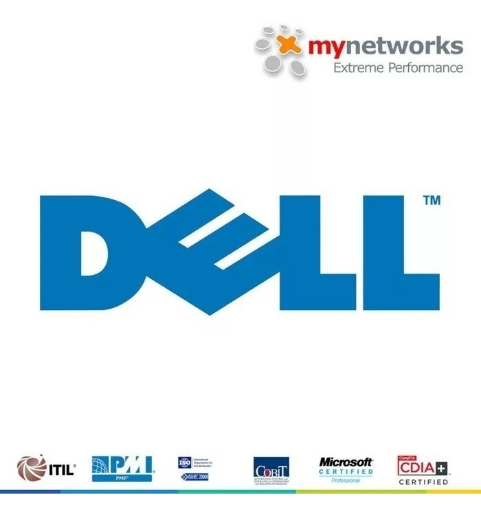 Fonte Servidor Dell Poweredge R710 870w Padrão Dc 48vdc