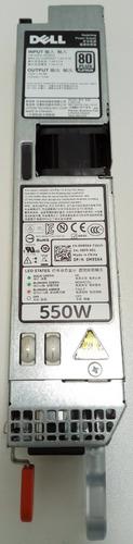 fonte servidor dell r420 r320 0m95x4 550w power supply