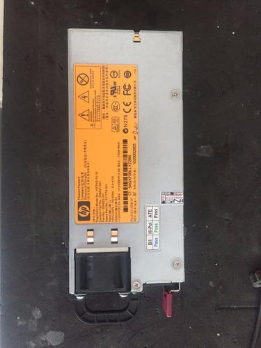 fonte servidor hp proliant dl 380 g7