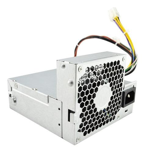 fonte slim hp pc8027 503375-001 elite 8000 8100 8200 ms6000