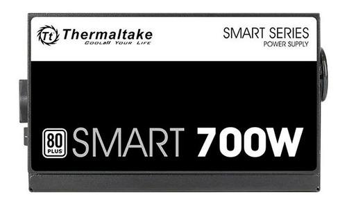 fonte thermaltake smart  series 700w 80 plus white spd-0700p