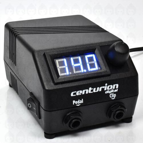 fonte trestini centurion digital p10