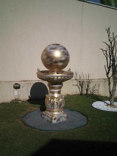 fonte tropical c/ esfera (lançamento) unidade.