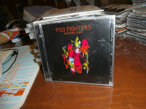 foo fighters discos cd wasting light