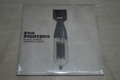 foo fighters echoes, silence, patience vinilo rock activity