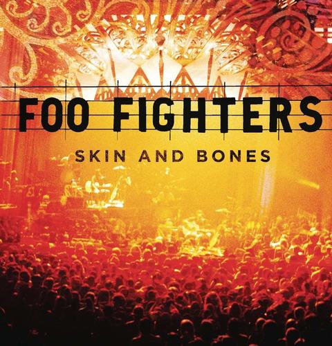foo fighters skin and bones importado lp vinilo x 2 nuevo