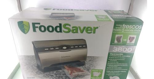 food saver empacadora al vacio oster serie 3800 con garantia