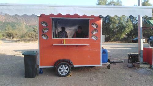 food track o carro de comida